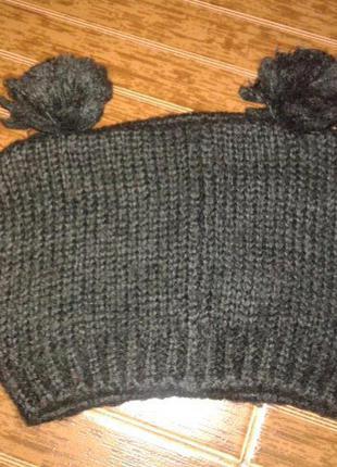 Короткая шапка tally weijll