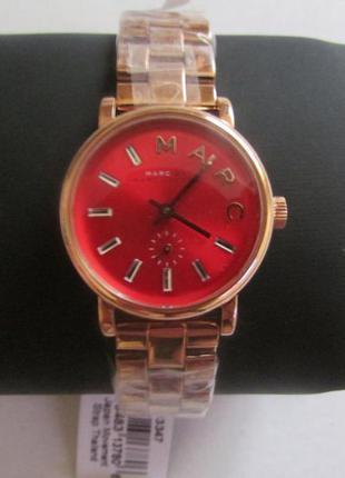 Часы marc jacobs mbm3347 rose gold (не michael kors, guess)