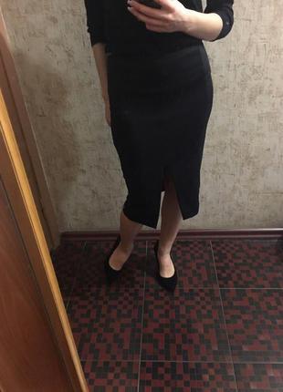 Классическая юбка kira plastinina