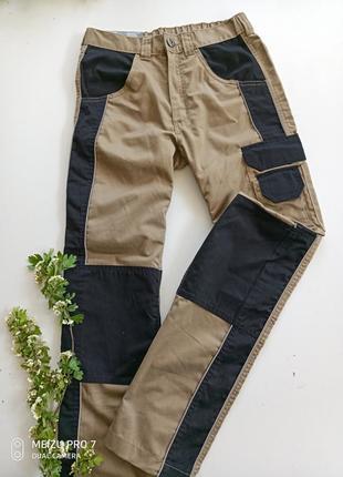 Робочие штани спецовка от немецкого бренда powerfix, 46p