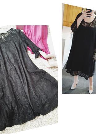 Шикарное нарядное платье для шикарной барышни,  р. 46-50