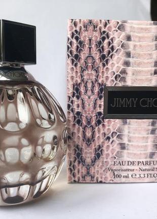 Jimmy choo eau de parfum парфюмированная  вода 100 мл оригинал