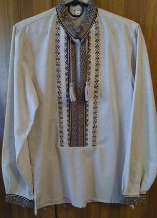 Sale мужская рубашка вышиванка