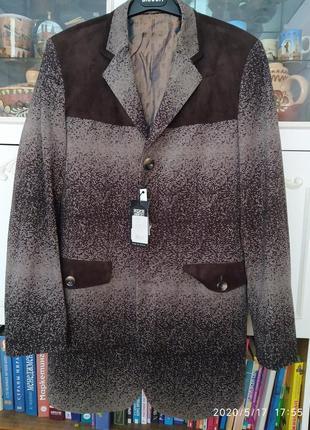 Sale пиджак. жакет мужской удлиненный размер l