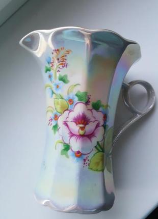 Соусник винтажный молочник сливочник фарфор винтаж ссср