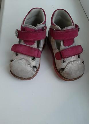 Детские ортопедические сандалики