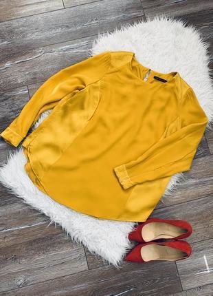 Очень красивая яркая блуза от marks&spencer