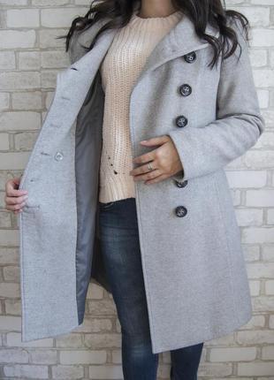 Пальто 80% wool