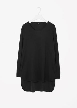 Cos блуза размеры xs,s,l