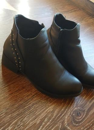 Ботинки осенние,черевики осінні