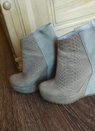 Ботинки , черевики