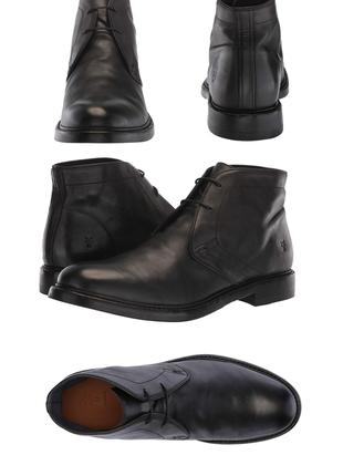 Мужские ботинки чукка frye murray