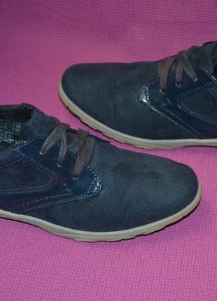 Текстильные ботиночки