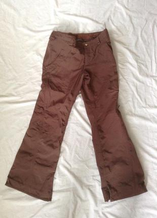 Горнолыжные/сноубордические штаны burton