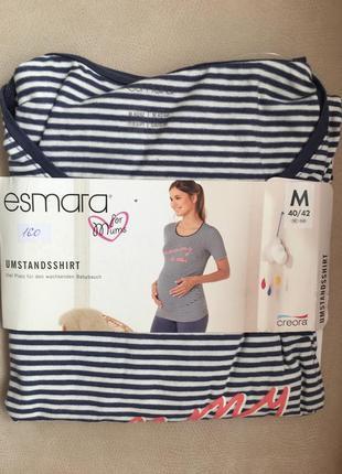 Футболочка для беременных esmara
