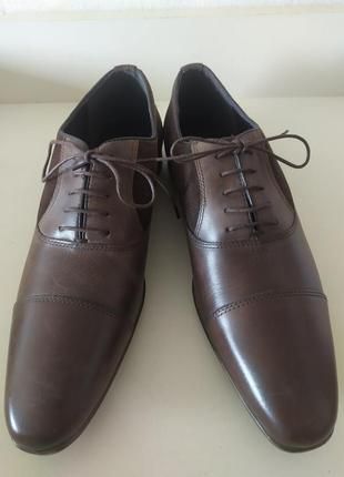 Стильные туфли из натуральной кожи , индия