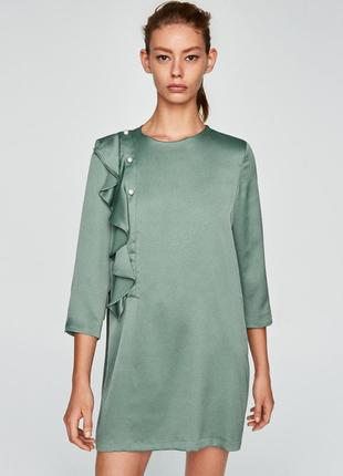 Платье zara h&m