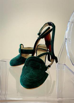 Туфли jil sander2 фото