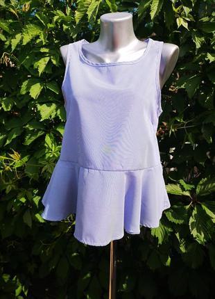 Only, оригинальная летняя блуза в полоску.