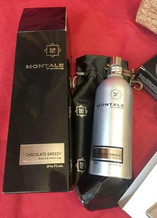 Montale chocolate greedy_original_eau de parfum 7 мл_затест парфюм.вода