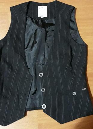 Жилет класичний tom tailor