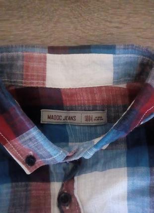 Рубашка madoc jeans3 фото