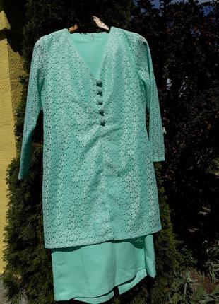Сукня з піджаком/платье с пиджаком