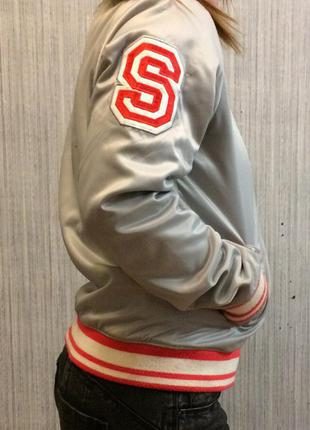 Nike фирменная куртка-бомбер