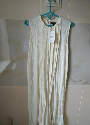 Платье фирмы ralph lauren. размер l.