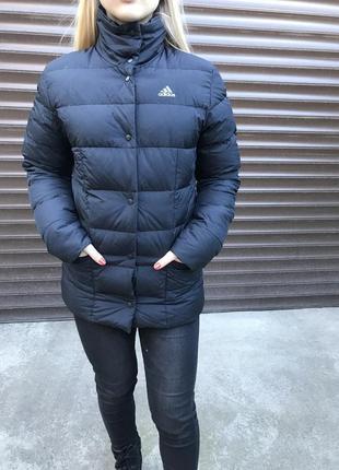 Куртка-пуховик спортивная adidas