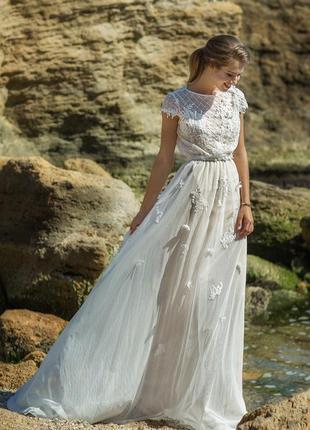 Весільна сукня від valentina gladun