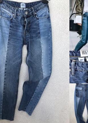 Комбинированные джинсы в идеале s4 фото