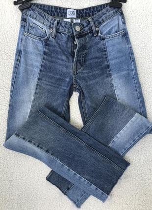 Комбинированные джинсы в идеале s9 фото