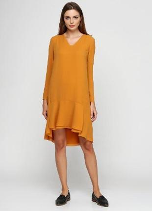 Стильное платье с рукавом cos оригинал