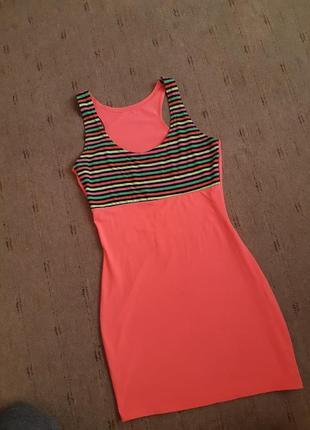 Платье пляжне