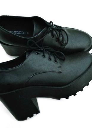 Ботинки divided h&m
