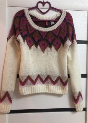 Светр пуловер h&m