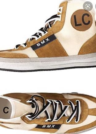 Leather crown итальянские кроссовки 43 размер2 фото