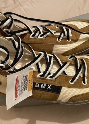 Leather crown итальянские кроссовки 43 размер6 фото