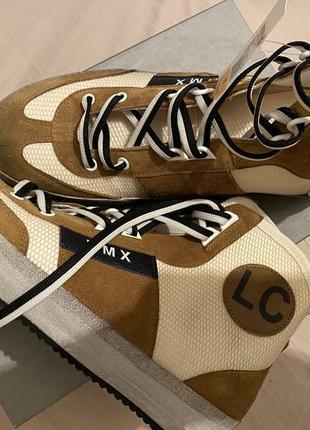 Leather crown итальянские кроссовки 43 размер7 фото