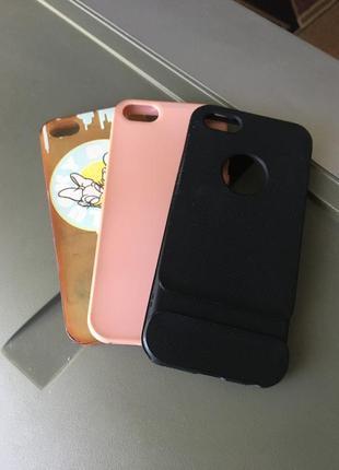 Чехлы на телефон iphone 5,5s