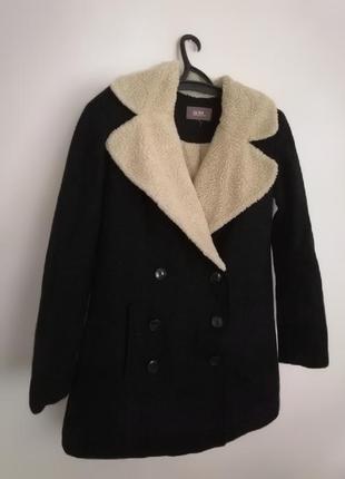 Пальто на овчине
