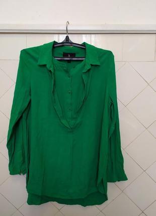 Блуза с имитацией   майки .р 40 martvisser
