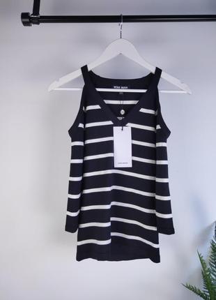 Кофта  с открытыми плечами  от vero moda