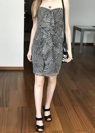 Платье ted baker шёлк