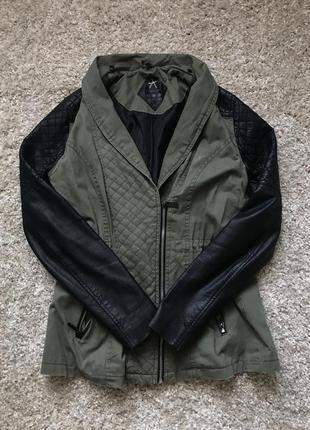 Куртка парка женская жіноча