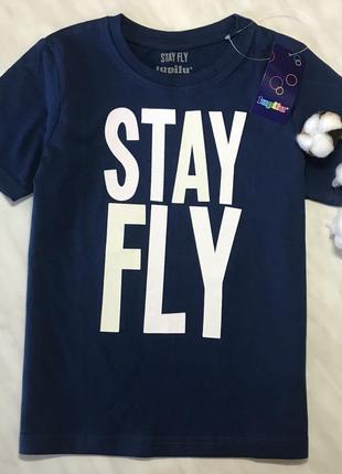 Футболка stay fly