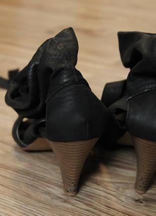 Туфли на среднем каблуке amisu2 фото