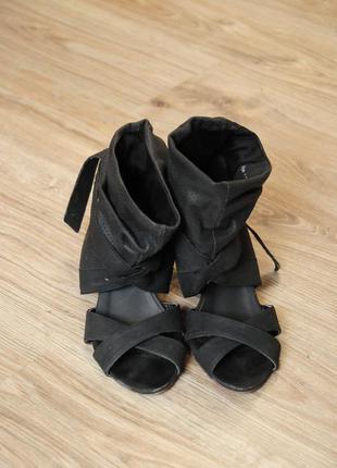 Туфли на среднем каблуке amisu3 фото