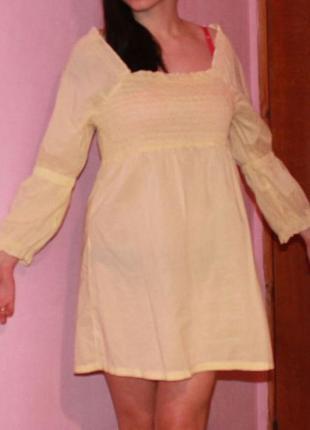 Платье туника esprit, р. 46-48